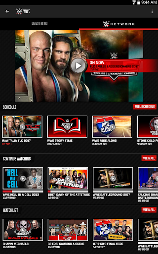 WWE screenshot 9