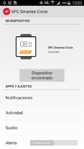 android SPC Smartee Circle Screenshot 2