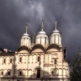 Kremlin  by Jesús Municio - Buildings & Architecture Public & Historical
