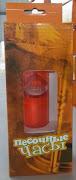 Песочные часы-жидкие, 1 мин, красный