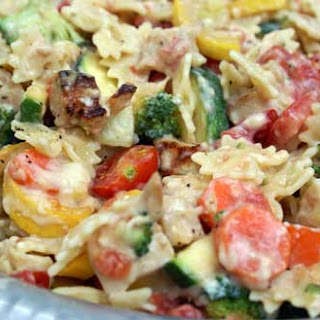 Bowtie Pasta Primavera Recipes