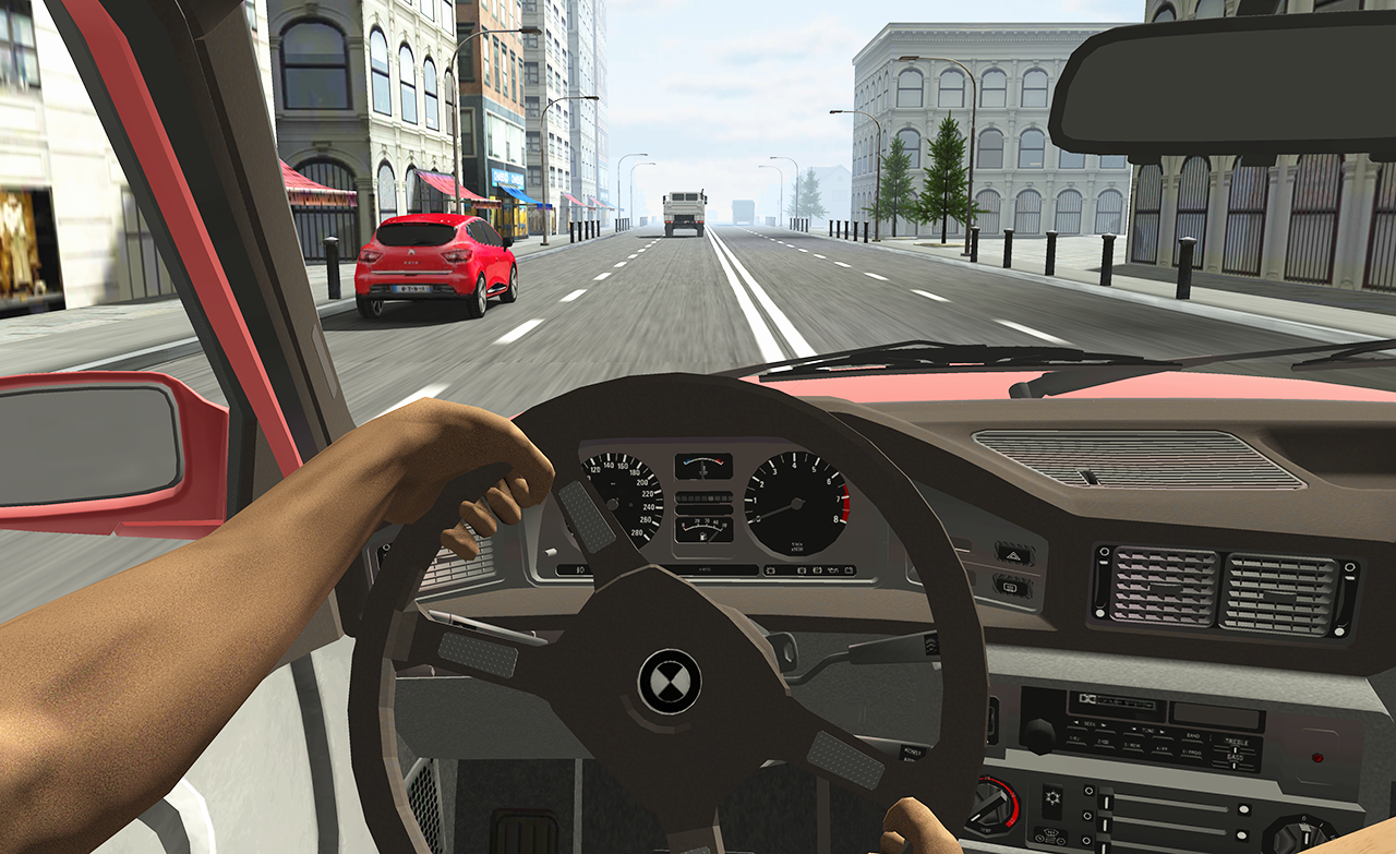 Car Traffic Race Online Game