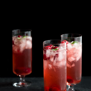 Spiced Cranberry Cocktail Recipes