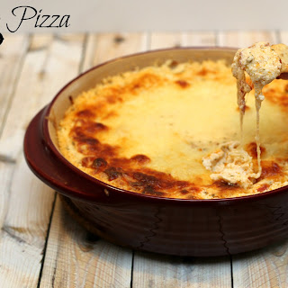 Easy White Pizza Dip