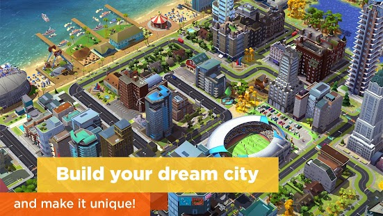 Simcity Buildit   Android Apps On Google Play