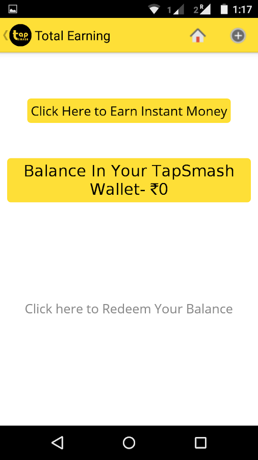 TapSmash Rewards Screenshot 3