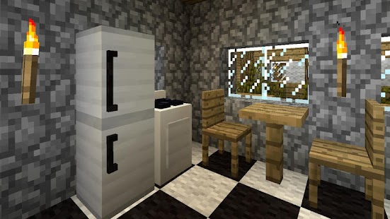 App Furniture Mod for Minecraft PE APK for Windows Phone