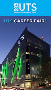 UTS Career Fair Plus - screenshot