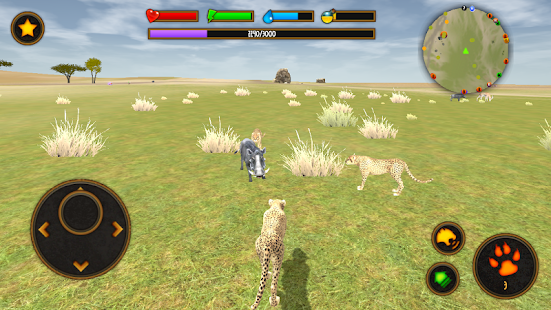 Game Clan of Cheetahs apk for kindle fire