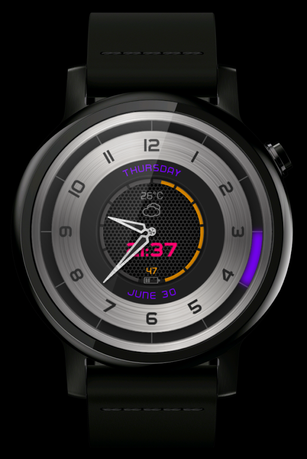 W-Hub JL for Watchmaker Screenshot 2
