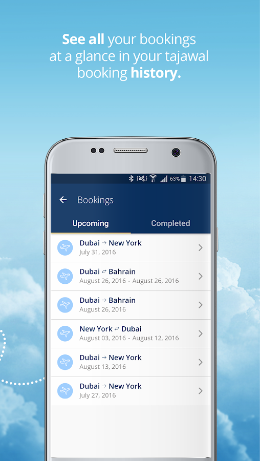 tajawal: Flight Booking Screenshot 4