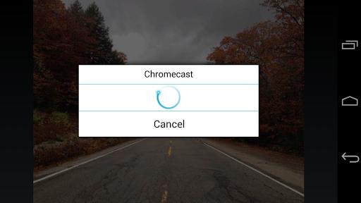 ES Chromecast plugin screenshot 4