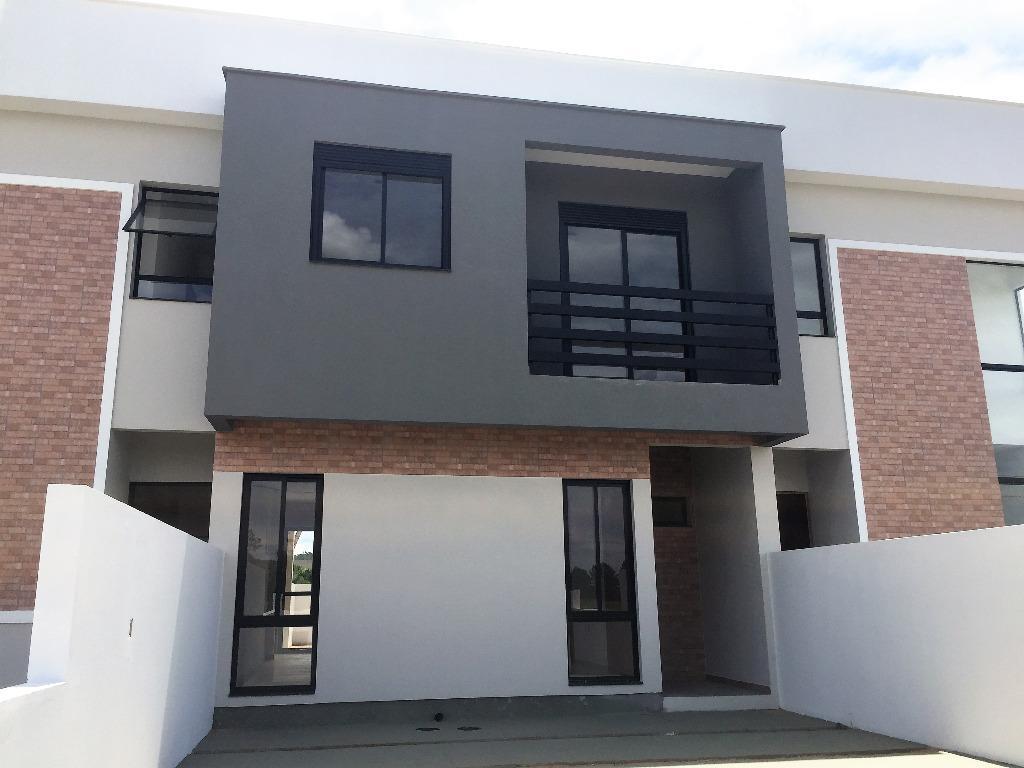 Casa residencial à venda, Ribeirão da Ilha, Florianópolis.