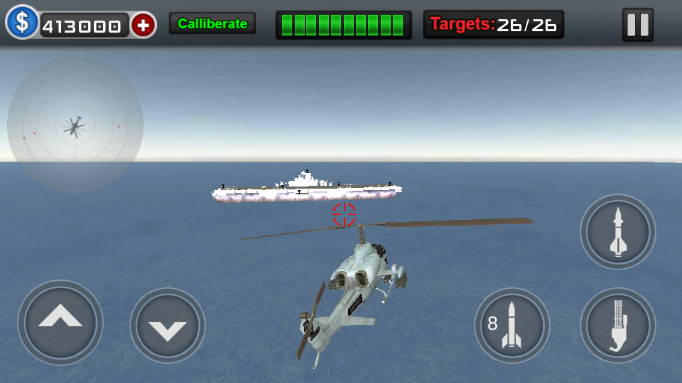 Gunship Air Battle Screenshot 6