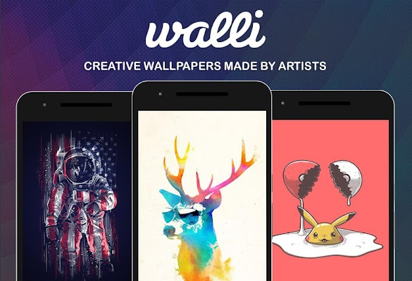 Walli - HD Wallpapers & Backgrounds- screenshot