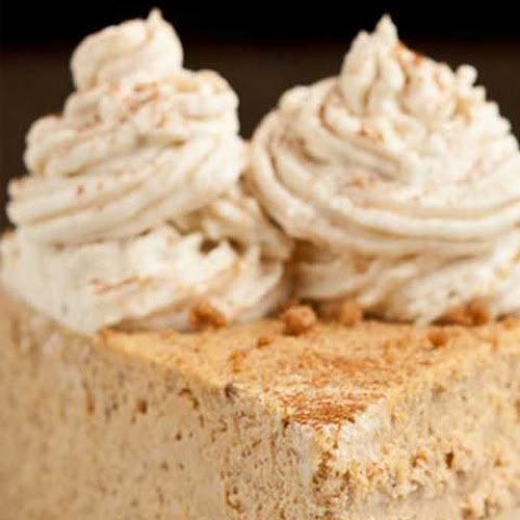 Copycat Cheesecake Factory Pumpkin Cheesecake