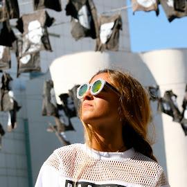 Birds by Nolla Rice - People Fashion ( canon, fashion, editorial, barcelona, birds )