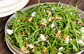 Rocket Parmesan & Goats Feta Salad - By The London Hog Roast Company