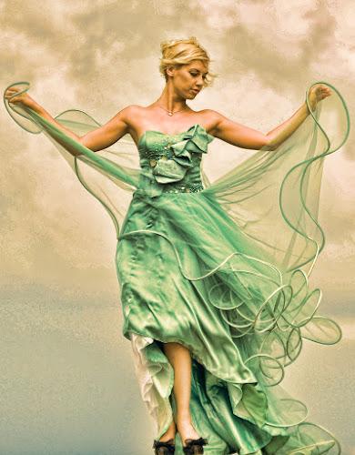 flying angel by Hendri Suhandi - People Fashion