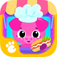 Cute & Tiny Food Trucks - Cooking with Baby Pets  For PC Free Download (Windows/Mac)