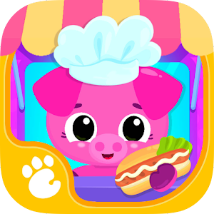 Cute & Tiny Food Trucks - Cooking with Baby Pets For PC / Windows 7/8/10 / Mac – Free Download