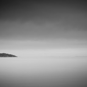 We Move Together by Geoff Ridenour - Landscapes Waterscapes ( scape, 2012, pacific, sea, landscape, bc )