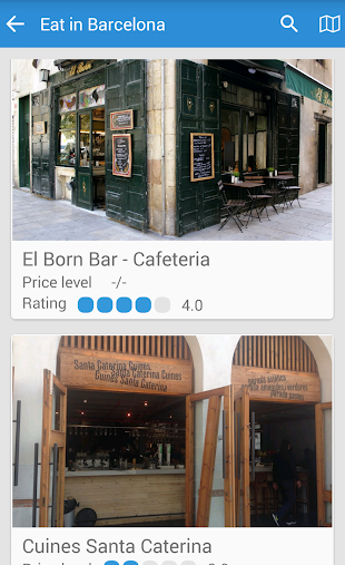 Barcelona Bike Guide APK
