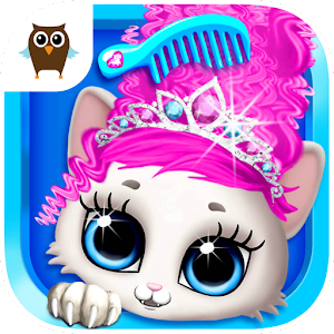 Kitty Meow Meow - My Cute Cat Day Care & Fun For PC (Windows & MAC)