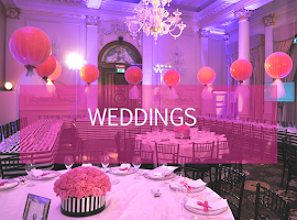 Wedding Balloon Decor UK | Top Balloon UK | Certified Balloon Artists