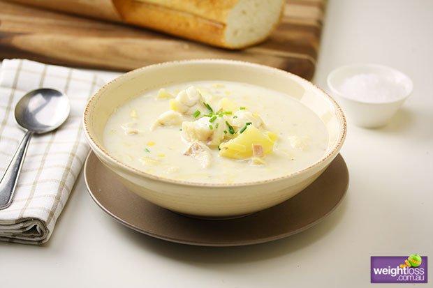 fish chowder ii fish chowder recipe food to love fish chowder recipe ...