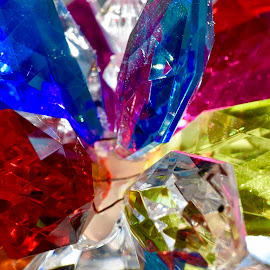 Colors by Jeff Sluder - Abstract Macro