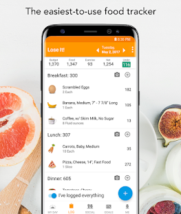 Free Download Lose It! - Calorie Counter APK for Blackberry