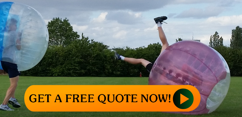 Bubble Football Potters Bar