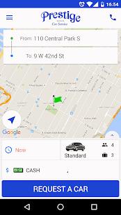 App Prestige Car Service apk for kindle fire
