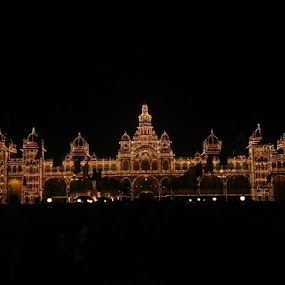 amavasya palace by Angelick Prince - Buildings & Architecture Statues & Monuments ( mystical, bright, dream sight, magical, dark )