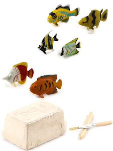 """Юный Археолог """"В Поисках"""" Древних Рыб"""