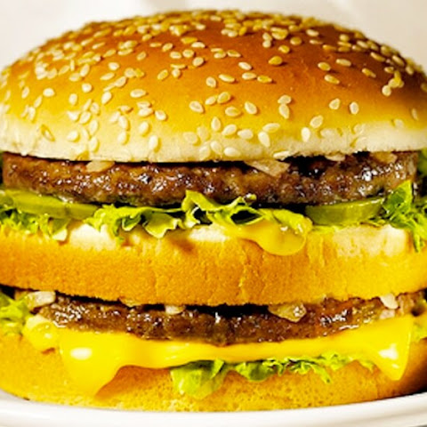 Big Mac by McDonald's