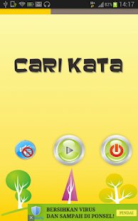 Cari Kata - screenshot