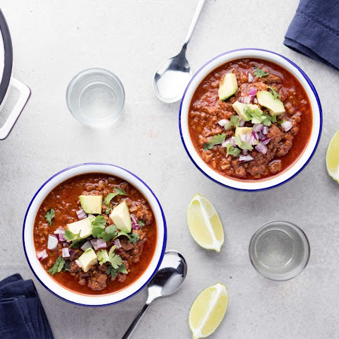 This Extra-Meaty Paleo Chili Could Win Any Cook-Off