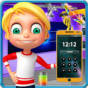 Download free Kids Smartphone Factory- Baby Mobile Phone Game for PC on Windows and Mac