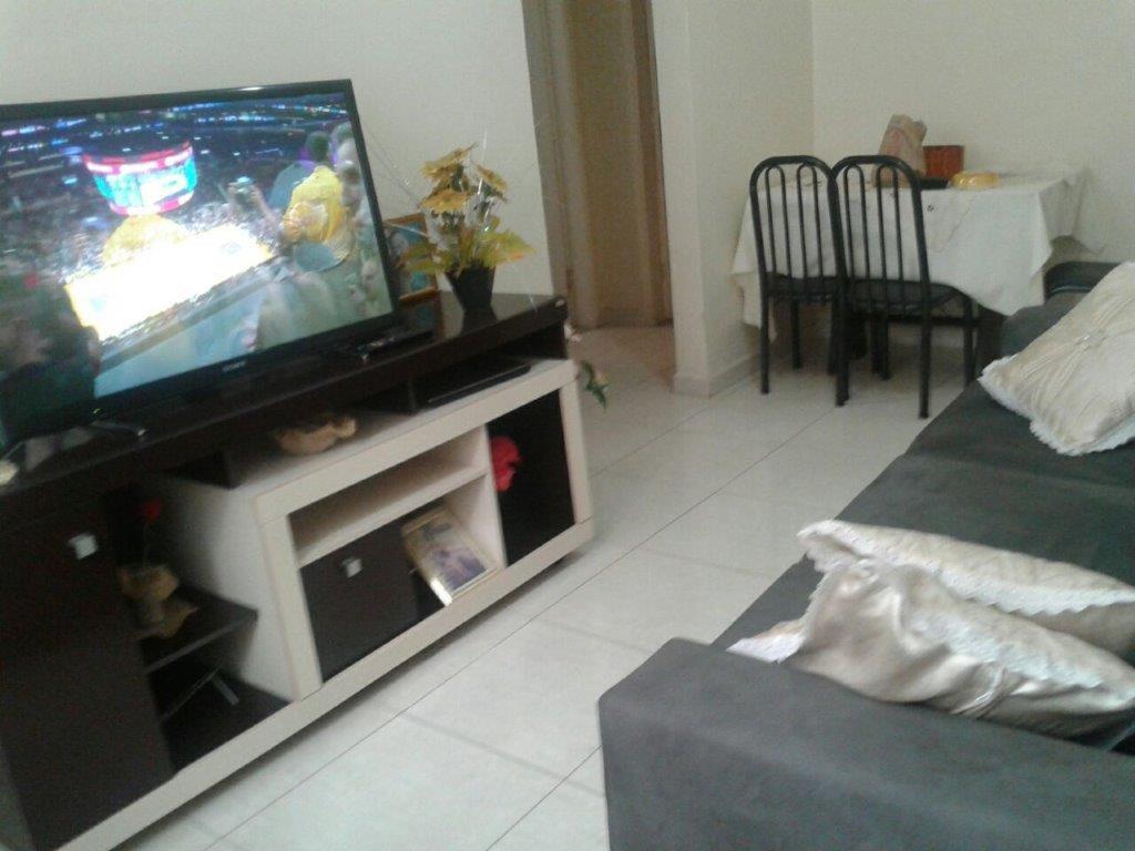Mello Santos Imóveis - Apto 1 Dorm, Campo Grande - Foto 2