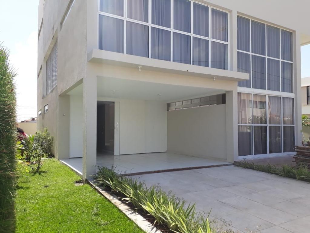 Casa com 4 dormitórios à venda por R$ 990.000 - Intermares - Cabedelo/PB