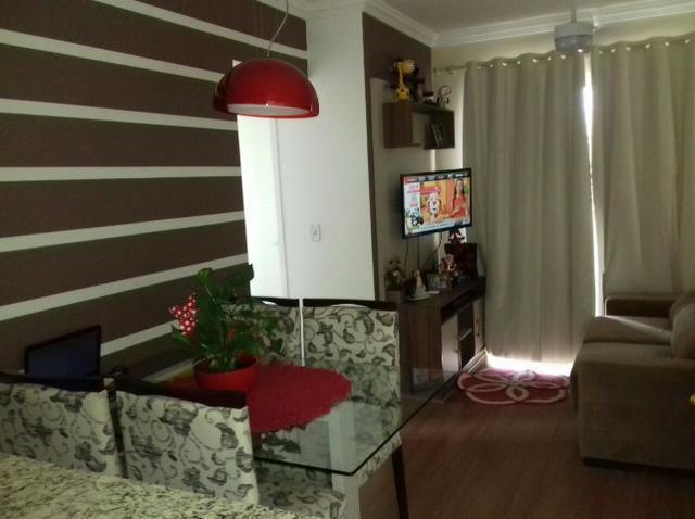 Apartamento com 2 dormitórios à venda, 49 m² por R$ 200.000 - Jardim Nova Hortolândia I - Hortolândia/SP