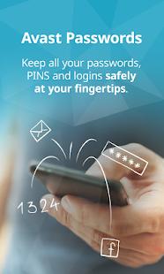 Avast Passwords APK baixar