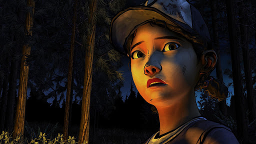 The Walking Dead: Season Two screenshot 1