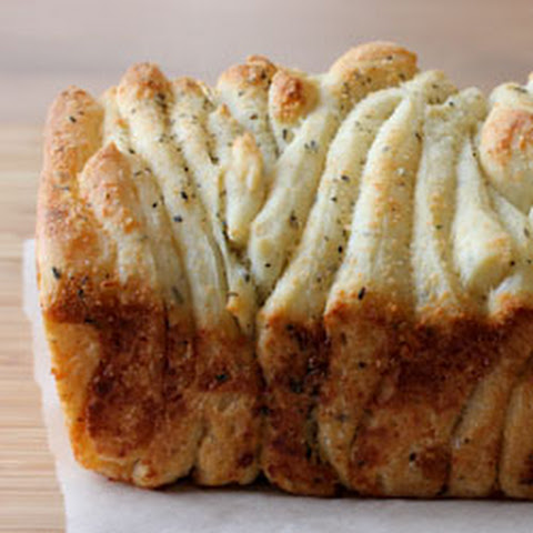 crunchy garlic and herb bread sticks recipes dishmaps garlic and herb ...