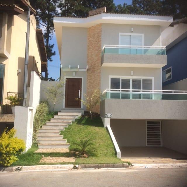 Casa com 3 dormitórios à venda, 214 m² por R$ 880.000 - Morada das Flores (Aldeia da Serra) - Santana de Parnaíba/SP
