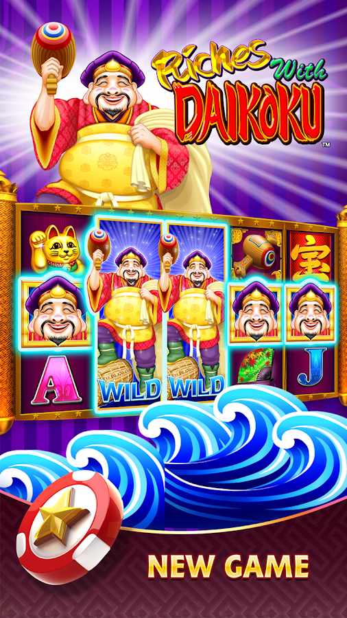 KONAMI Slots - Casino Games Screenshot 2