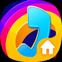 Color Flash Launcher  Call Screen Themes pour PC (Windows / Mac)