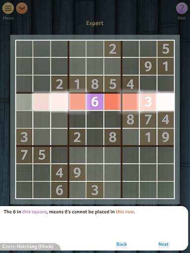 Sudoku+ - screenshot